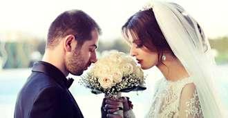 Data nunții vă poate influența întreaga viață de familie