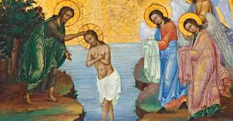Canon de rugăciune la Praznicul Botezului Domnului sau Boboteaza