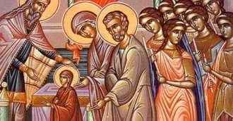 Timp pentru suflet – rugăciunea Intrării Maicii Domnului în Biserică