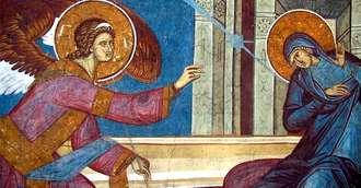 Rugăciune de Buna Vestire către Preasfânta Născătoare de Dumnezeu
