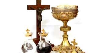Prima rugăciune la Împărtăşanie, a Sfântului Simeon Noul Teolog