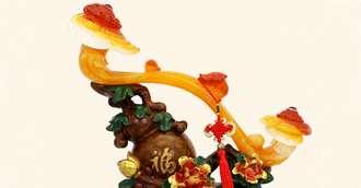 Ru Yi - amplificator al bogăției și norocului