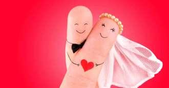 Semne astrologice clare care indică o căsătorie fericită