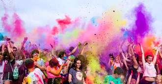 Semnificatia culorilor – vezi ce spune despre tine culoarea ta preferata