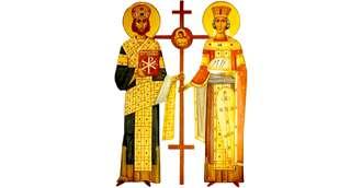 Rugăciuni către Sfinţii Împăraţi Constantin şi Elena
