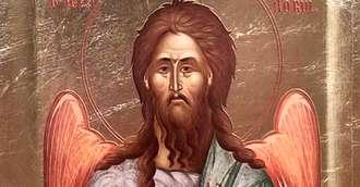 Tradiții și obiceiuri la mare sărbătoare - Tăierea Capului Sfântului Ioan Botezătorul