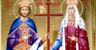 Sfinții Împărați Constantin și Elena, cei mai iubiţi sfinţi pentru români