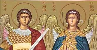 Superstițiile zilei – tradiții și obiceiuri de Sfinții Arhangheli Mihail și Gavriil