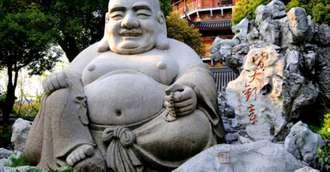 Povestea lui Buddha și rolul statuetei Buddha vesel în casă