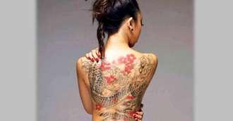 Tatuaje pe zodii chinezești pentru protecție de ghinioane și noroc