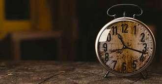 Teoria timpului lansează o ipoteză despre existența unei frecvențe a pământului
