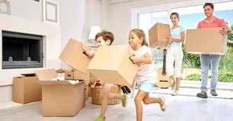 5 Trucuri secrete când te muți într-o casă nouă ca să atragi norocul
