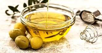 Uleiul de măsline – comoara din bucătărie