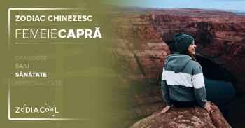 Zodia CAPRA. FEMEIA Capra, Sanatate. Horoscop chinezesc.