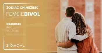 Dragoste și relații Femeia Bivol, Zodiac chinezesc.ZODIACOOL