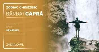 Zodia CAPRA. BARBAT Capra, Sanatate. Horoscop chinezesc.