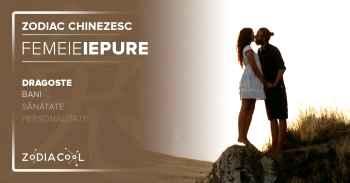 DRAGOSTE FEMEIA Iepure, Zodia IEPURE. Horoscop chinezesc