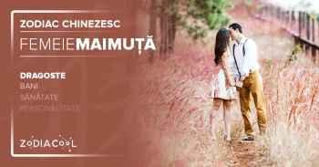 Zodia MAIMUTA. FEMEIA Maimuta Dragoste, Horoscop chinezesc