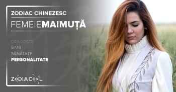 Zodia MAIMUTA. Femeia Maimuta in zodiac chinezesc | ZODIACOOL