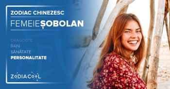 Zodia SOBOLAN. Femeia Sobolan in zodiac chinezesc | ZODIACOOL