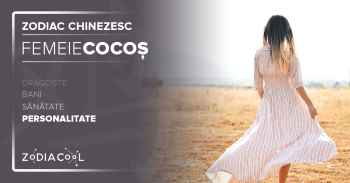 Zodia COCOS. Femeia Cocos in zodiac chinezesc | ZODIACOOL