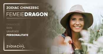 Zodia DRAGON. Femeia Dragon in zodiac chinezesc   ZODIACOOL