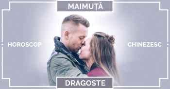 Zodiac chinezesc MAIMUȚĂ 2019, horoscop chinezesc DRAGOSTE