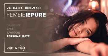Zodia IEPURE. Femeia Iepure in zodiac chinezesc | ZODIACOOL