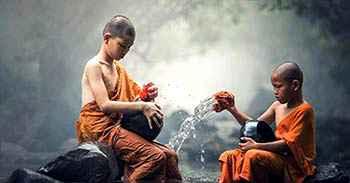 Teoria celor cinci elemente Feng Shui. Cicluri 5 elemente. Foc și apă